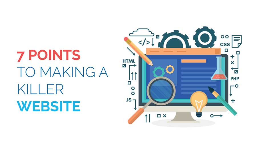 7 Proven Ways to Nail a Website