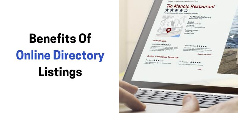 Benefits Of Online Directory Listings