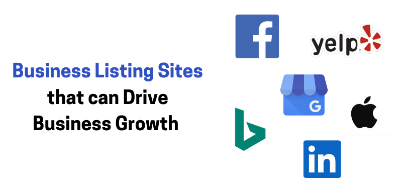 Business Listing Sites that can Drive Business Growth