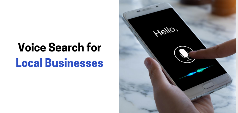 Voice Search For Local Businesses