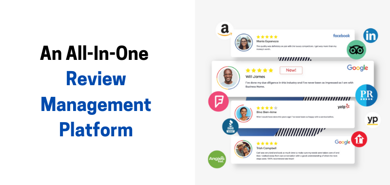 An All-In-One Review Management Platform For Businesses