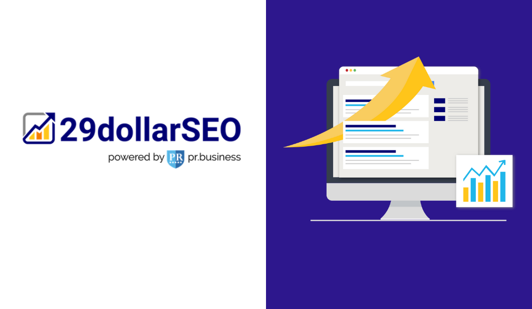 What are the benefits of 29dollarSEO?